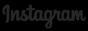 logo instagram texto